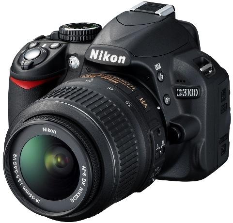 nikon d3100 фото